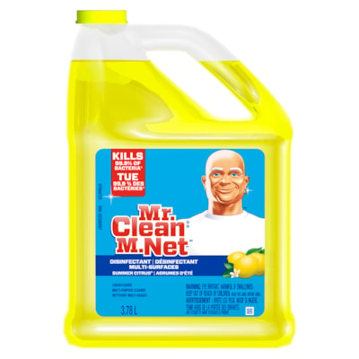 Mr. Clean Multi-Purpose Antibacterial Disinfectant Cleaner PG #31504
