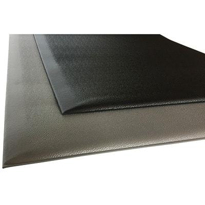 "Floortex Easy Foot Anti-Fatigue Mat, Black, 24"" x 36"" FLOORTEX"