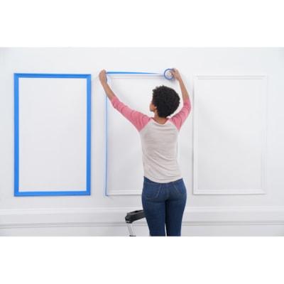 """ScotchBlue 2093 Sharp Lines Multi-Surface Painter's Tape, 36 mm x 54.8 m 1.41"""" X 60' (36MM X 54 8M)"""