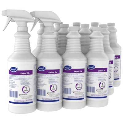 Diversey Oxivir TB Ready-To-Use Disinfectant Cleaner, 946 mL