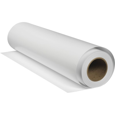 HP HEAVYWEIGHT COATED PAPER 172 MICRONS (6.8 MIL) 24 IN X 100 FT