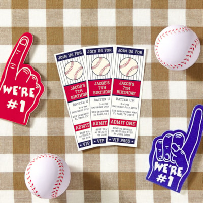"Avery Blank Printable Tickets with Tear-Away Stubs, White, 1 3/4"" x 5 1/2"", 200/PK TEAR-AWAY STUBS 1 "" X 5 """