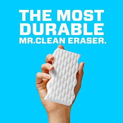 Mr. Clean Extra Power Magic Eraser Cleaning Pads, 30/CS EXTRA POWER MULTI PURPOSE CLEANING PADS  CASE OF 30