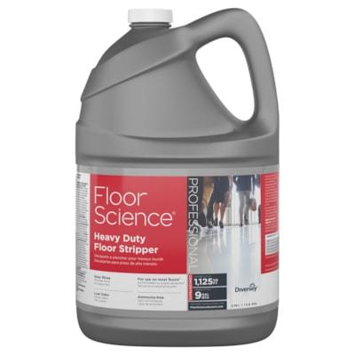 Diversey Floor Science Heavy-Duty Floor Stripper, 3.78 L