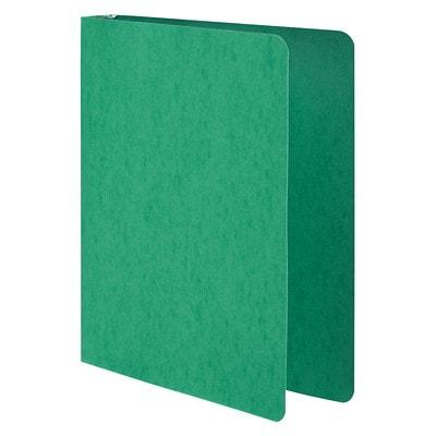 "Wilson Jones Recycled Presstex Binder, Round-Ring, 1/2"", Dark Green, Letter-size (8 1/2"" x 11"") PRESSTEX 50% RECYCLED"