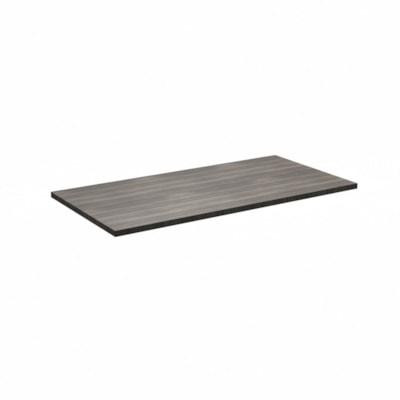 "HDL Innovations Height-Adjustable Table Top, Grey Dusk, 48"" x 24"" GREY DUSK FINISH 48""W X 24""D"