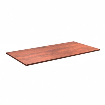 """HDL Innovations Height-Adjustable Table Top, Autumn Maple, 66"""" x 30"""" AUTUMN MAPLE FINISH 66""""W X 30""""D"""