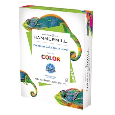 Papier pour copies couleur Colour Copy Digital Cover Hammermill 100LB LETTER PHOTOWHITE FSC CERTIFIED ACID FREE