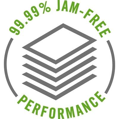 "Boise X-9 Multi-Use Copy Paper, FSC Certified, 20 lb., White, Letter-size (8 1/2"" x 11""), 3-Hole Punch, Ream FSC CERTIFIED 500 SHEETS  10 REAMS PER CTN"