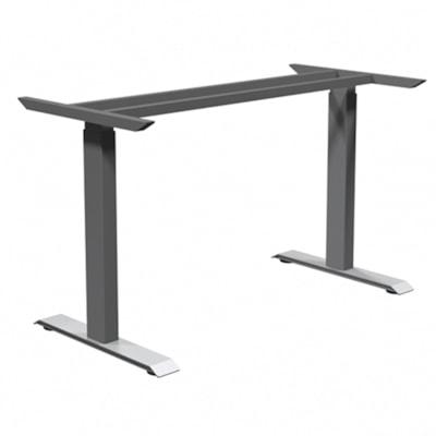 HDL Athena Electric Height-Adjustable Base, Silver ELECTRIC HEIGHT ADJUSTABLE