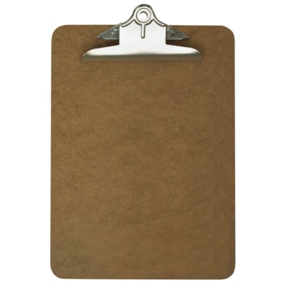 """Grand & Toy Standard Masonite Clipboard, Letter-Size, 9"""" x 12"""" LETTER SIZE 9"""" X 12"""""""