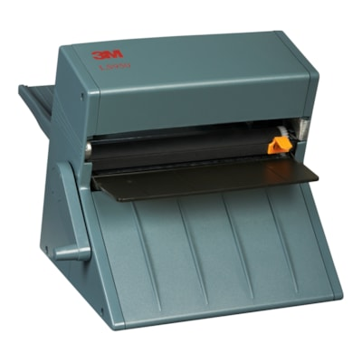 3M Cold Small-Format Laminator MANUAL CRANK GREY COLD ONLY