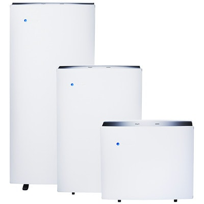 Blueair Pro Series HEPASilent Air Purifiers CLEANS AIR UP TO 1180 SQ FT AIR SENSOR FOR AUTO OPERATION