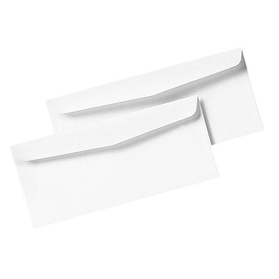 Grand & Toy White Open Side Business Envelopes  OPEN SIDE 50% RECYCLED 500/BX SUB # 48612 30%POST-CONSUMER