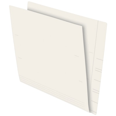 Pendaflex Ivory End-Tab File Folders 10-1/2 PT 10% PCW