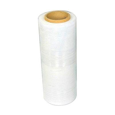 """Crownhill Cast Stretch Pallet Wrap, Clear, 12 3/4"""" x 1,476', 4/CT 12.75"""" X 1476' CLEAR"""