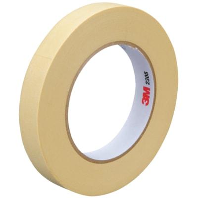 3M Performance Masking Tape (2308), Tan, 18 mm x 55 m