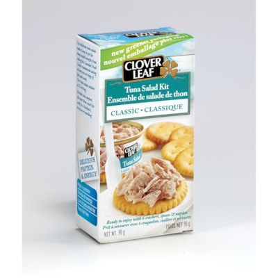 Clover Leaf Tuna Salad Kit