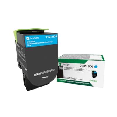 Lexmark Toner Cartridge RETURN PROGRAM 3500 PG YIELD CS/X417/517