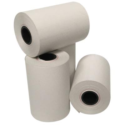 Rouleaux de papier thermique sans BPA McDermid 21/4PO X 60PI 1 1/2 PO DIAM.