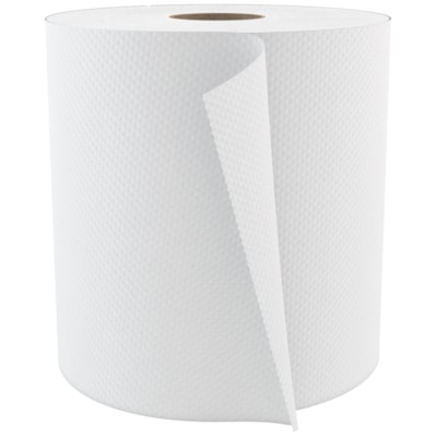 Cascades PRO Select 1-Ply Universal Hand Paper Towels, White, 800', 6/CS 6/CS 800 FEET CASCADES PRO SELECT