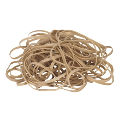 """Grand & Toy Size #24 Rubber Bands, 1/16""""W x 6""""L, 115/PK 6"""" L X 1/16""""W  115BANDS /BAG REPLACED 99007"""