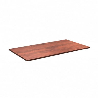 """HDL Innovations Height-Adjustable Table Top, Autumn Maple, 60"""" x 30"""" AUTUMN MAPLE FINISH 60""""W X 30""""D"""