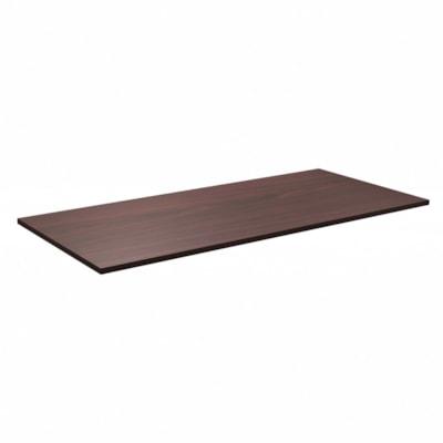 "HDL Innovations Height-Adjustable Table Top, Royal Mahogany, 72"" x 30"" ROYAL MAHOGANY FINISH 72""W X 30""D"