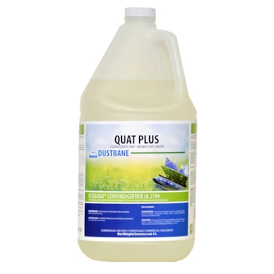 Dustbane Quat Plus Disinfectant/Cleaner 4 L