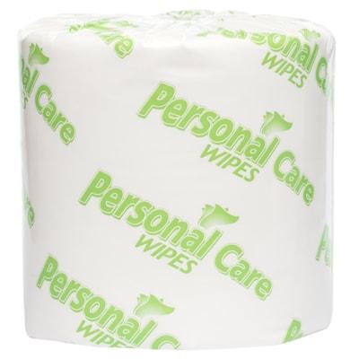 Lingettes Gentle Care Certainty, sans parfum ni alcool, 7 9/10 po x 7 po, rouleaux de 900 lingettes, boîte de 2 900 LINGETTES PAR ROLLEAU 2 ROLLEAUZ PAR BOITE