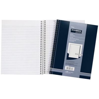 Cambridge Business Notebook SIDE COIL 80 SHEETS(160 PAGES)