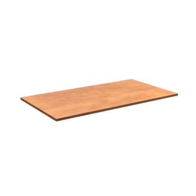 """HDL Innovations Height-Adjustable Table Top, Sugar Maple, 60"""" x 30"""" SUGAR MAPLE FINISH 60""""W X 30""""D"""