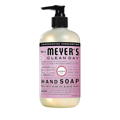 Mrs. Meyer's Clean Day Hand Soap, Lavender Scent, 370 mL LAVENDER 370ML