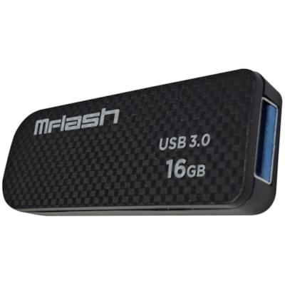 Mflash USB 3.0 Flash Drives, 16 GB, 3/PK UPTO READ 20MB/S WRITE 20MB/S 16GB USB 3.0 - 3 PACK