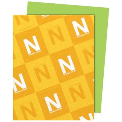 Papier Astrobrights Neenah, vert terrestre, format lettre, certifié FSC et Green Seal, 24 lb, rame FSC LASER INKJET GUARANTEED TERRA GREEN