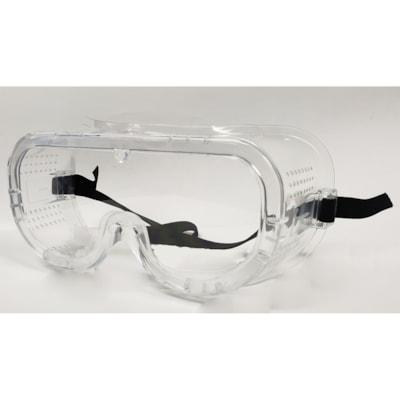 Dentec Safety-Flex Goggles GOGGLES  CLEAR LENS DIRECT VENT  CSA