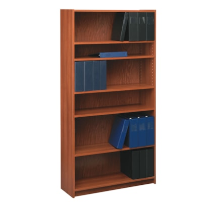 "Global Genoa 6-Shelf Bookcase, Avant Honey AVANT HONEY 36""WX12""DX72""H  GLOBAL"