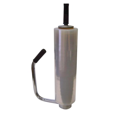 """Crownhill Commercial Stretch Wrap Dispenser, Chrome USE WITH WRAP 12"""" TO 18"""" WIDE"""