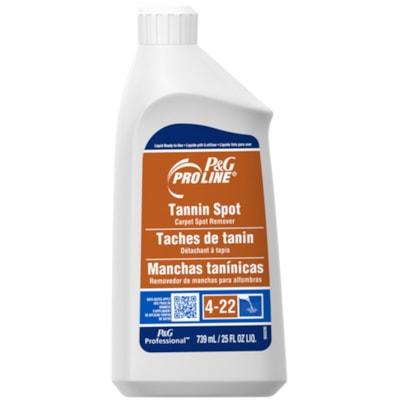 P&G Pro Line Tannin Spot Carpet Spot Remover, 739 mL RTU Squeeze Bottle RTU