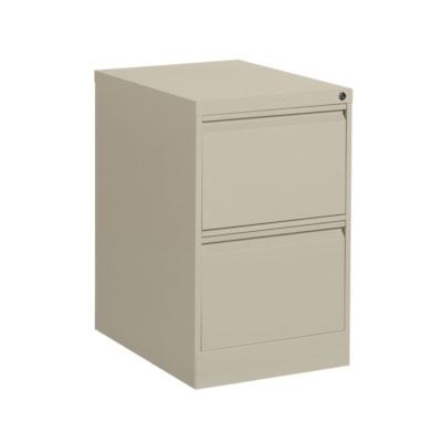 """Offices to Go Marvel Vertical File, 2 Drawer, Nevada Beige, 18 1/4"""" x 25"""" x 29"""" NEVADA"""