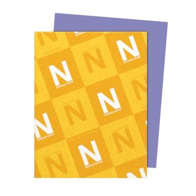 Papier Astrobrights Neenah, violet planétaire, format lettre, certifié FSC et Green Seal, 24 lb, rame FSC LASER JET D'ENCRE GARANTIE PLANÉTAIRE PURPLE