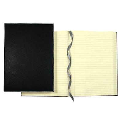 Journal de direction Winnable, 192 pages, noir, 8 1/2 po x 5 1/2 po 192 PAGES  5X8PO