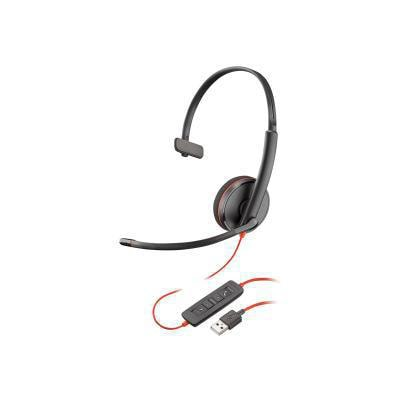 POLY BLACKWIRE C3210 USB HEADSET