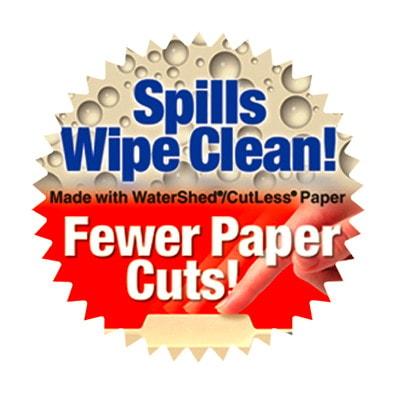 Pendaflex Cutless and WaterShed Manila File Folders LETTER MANILA