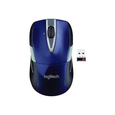Logitech Wireless Optical Mouse M525, Blue (910-002600) WIRELESS MOUSE