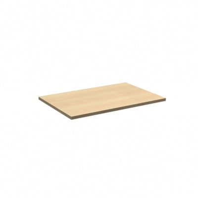 "HDL Innovations Height-Adjustable Return Table Top, Hardrock Maple, 36"" x 24""   HARD ROCK MAPLE FINISH 36""W X 24""D"