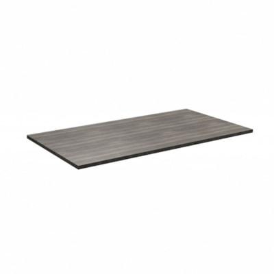 "HDL Innovations Height-Adjustable Table Top, Grey Dusk, 60"" x 30"" GREY DUSK FINISH 60""W X 30""D"