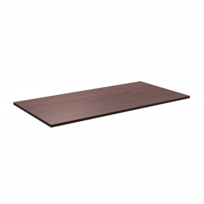 "HDL Innovations Height-Adjustable Table Top, Royal Mahogany, 66"" x 30"" ROYAL MAHOGANY FINISH 66""W X 30""D"