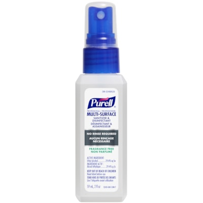 Purell Professional Multi-Surface Sanitizer and Disinfectant FRAGRANCE FREE SANITIZER&DISINFECTANT RTU