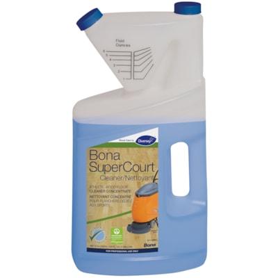 Diversey Bona SuperCourt Floor Cleaner, 3.78 L 1 GALLON PAIL
